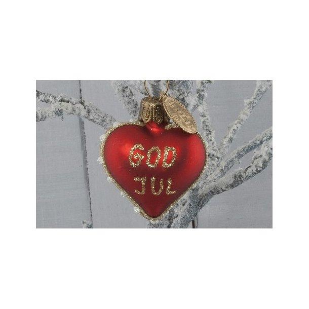 Hjerte - God Jul