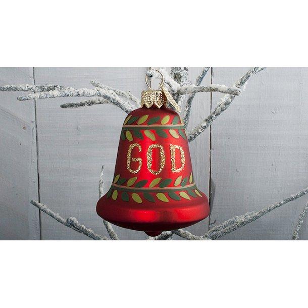 Klokke - God Jul