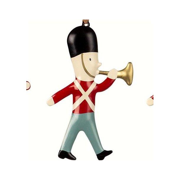 Garder med trompet