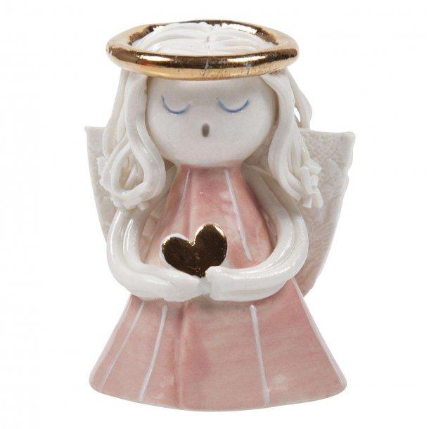 Rosie - den lyserøde engel fra Abildgård