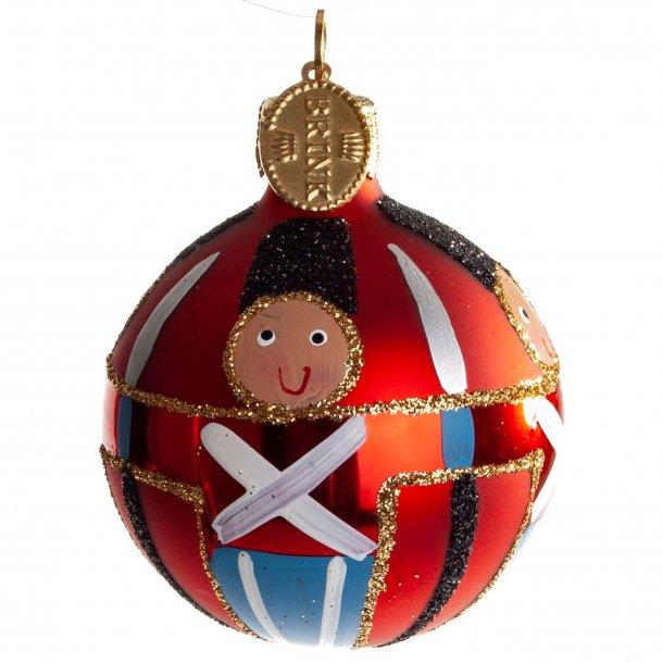 Julekugle med garder fra Brink Nordic